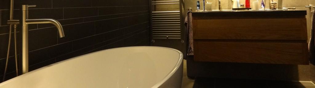 Badkamer renovatie Groningen